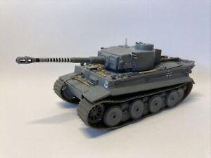 1/72 Diecast Ultimate Tank Collection Pz.Kpfw VI Tiger Ausf. E 1944