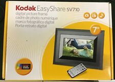 "Kodak Easyshare SV710, 7"" Digital Picture Frame - NEW"