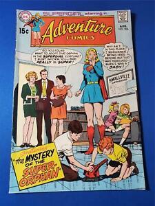 Adventure Comics #396 VG/FN