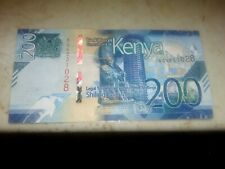 KENIA / KENYA 200 Shillings 2019 UNC