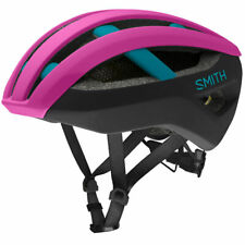 Smith Optics Network MIPS Helmet Medium Matte Hibiscus/Black/Teal