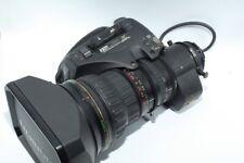Fujinon HA18x7.6BERM-M58B 2/3''  B4 HD Internal Zoom Lens