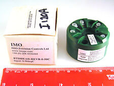 IMO Linearized 2 Wire Transmitter RTDHEAD-REVB-0-50C in PT100 MBC019a