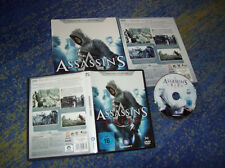 Assassin creed 1 PC el clásico de la serie rodamient. alemán coleccionista en Box