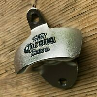 CORONA FLASCHENÖFFNER FÜR WANDMONTAGE METALL BIER WALL MOUNT BOTTLE OPENER WAND