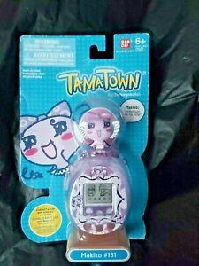 TamaTown Makiko #131 Gotchi Figure for Tamagotchi TamaTown Tama-Go *ADD ON ONLY*
