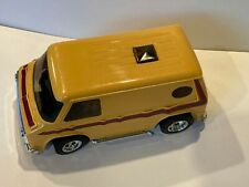 Cox Action Van with Cam and Papers - LM COX Vintage 1970's