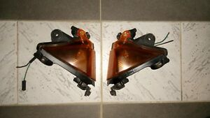 ZX10R front turn signals - signal lights