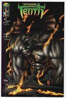Tenth #1b  (February 1999, Image Comics)