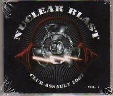 (H726) Nuclear Blast, Club Assualt 2007 Vol 1 - sealed
