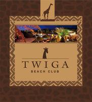 2 CD TWIGA BEACH CLUB 2CD Dance CD1 & disco anni 70 CD2
