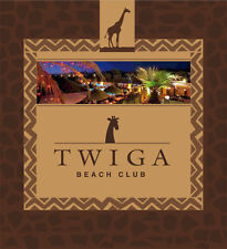 2 CD TWIGA BEACH CLUB 2CD Dance CD1 & disco anni 70 CD2
