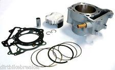 Suzuki DRZ 400 Z S E SM (00-15) Complete STD 90mm Cylinder, Piston & Top Gasket
