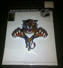 Florida Panthers Official 2012 NHL Hockey Primary Team Logo Jersey Patch Emblem