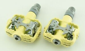 Wellgo WPD-800 Dual-Sided Clipless Bicycle Pedals Shimano Compatible Brand New