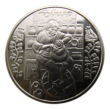 UKRAINE 5 HRYVEN 2010 KM604 CRAFTS - POTTER RARE COMMEMORATIVE COIN