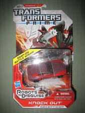 Transformers Prime Deluxe Decepticon Knock Out Knockout RID Robots in Disguise