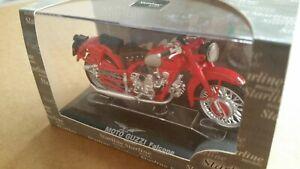 Moto Guzzi  Falcone.  Diecast. 1/24 Starline