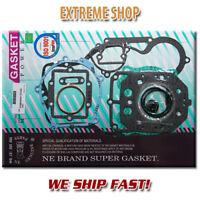 Kawasaki Full Complete Engine Gasket Kit Set KX 250 (Only > 1987 < ) KX250 NEW
