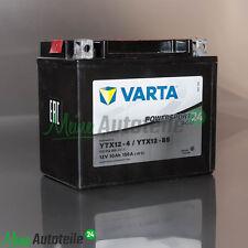 VARTA Batterie Ytx12-bs 12v 10ah AEON Cobra 350 2009 20 4 PS