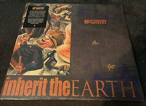 MCCARTHY - THE ENRAGED WILL INHERIT THE EARTH - 2LP + 7' SINGLE NEW SEALED