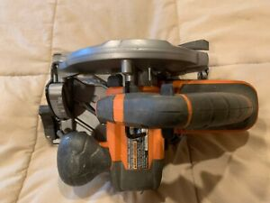 RIDGID R8651 18V Cordless 7-1/4 in. Circular Saw