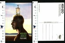 CARTOLINA PUBBLICITARIA - KENZO JUNGLE - POUR HOMME - 56699