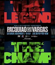 Manny Pacquiao vs Jessie Vargas Nonito Donaire - Jesse Magdaleno Boxing on DVD