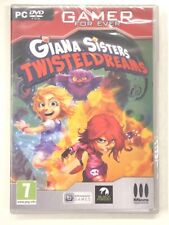 Giana Sisters Twisteddreams PC Game CD DVD ROM New Blister c3