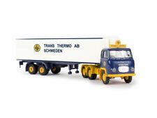 Brekina 85180 Scania LBS 76 Kühlkoffer SZ ASG Thermo Schweden 1:87 Neu
