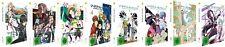Sword Art Online - Staffel 1-2 - Vol.1-4 - DVD - NEU