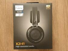 Philips Fidelio X2HR High Resolution Headphones with Sound Isolation and Velvet