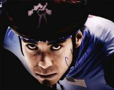 Apolo Ohno authentic signed skating 8x10 photo W/Certificate Autographed (A0003)