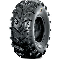 2 Deestone D932 Swamp Witch 25x12-10 25x12x10 56F 6 Ply M/T ATV UTV Mud Tires