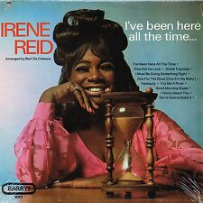 IRENE REID i've been here all the time U.S.BARRY LP 1001_rare 1969 northern SOUL