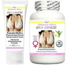 BUST Breast Enlargement Enhancement Cream Pills Firmer Lift Sagging Firming