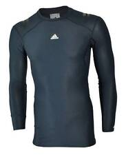 adidas Men's Top Fitness Compression & Base Layers