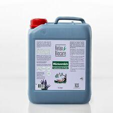 Relax Mückenmilch für Pferde 5000 ml Kanister gegen Mücken | ätherische Öle