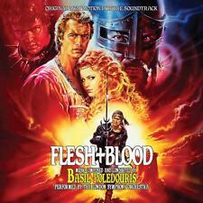 Flesh & Blood - Complete Score - Limited 1200 - OOP - Basil Poledouris