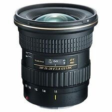 Tokina At-x 11 - 20 Mm F2.8 Pro DX Lens for Canon Camera