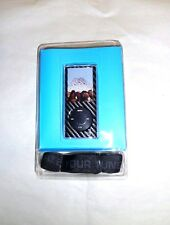 gear4 IceBox Carbon Crystal Black case for ipod nano 4th Gen & Lanyard UK
