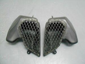 2006 03 04 05 Lamborghini Murcielago Engine Air Intake Duct Grilles  #02001 M2
