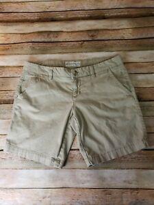 Aeropostale Khaki Shorts Size 9/10