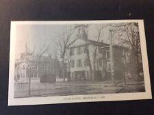 Culver School Millville, New Jersey Postcard Circa 1910