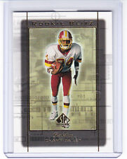 CHAMP BAILEY 1999 SP AUTHENTIC  ROOKIE BLITZ # RB4 REDSKINS