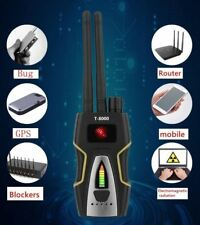 New Anti-eavesdropping detector GPS detector Gadgets T8000