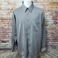 JOSEPH & FEISS INTERNATIONAL MEN'S CLASSIC FIT SHIRT SIZE 17 34/35  A89-19