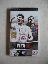 FIFA 08 (Sony PSP, 2007) Fußballspiel Fußball Simulation Topspiel