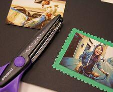 Polaroid 6 Colorful Decorative Edge Scissor Set For 2x3 Photo Paper Projects