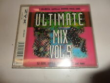 Cd  Various  ‎– Ultimate Mix Vol. 5